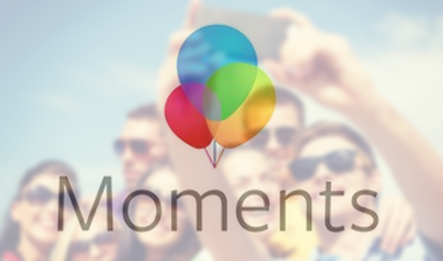 Moments application