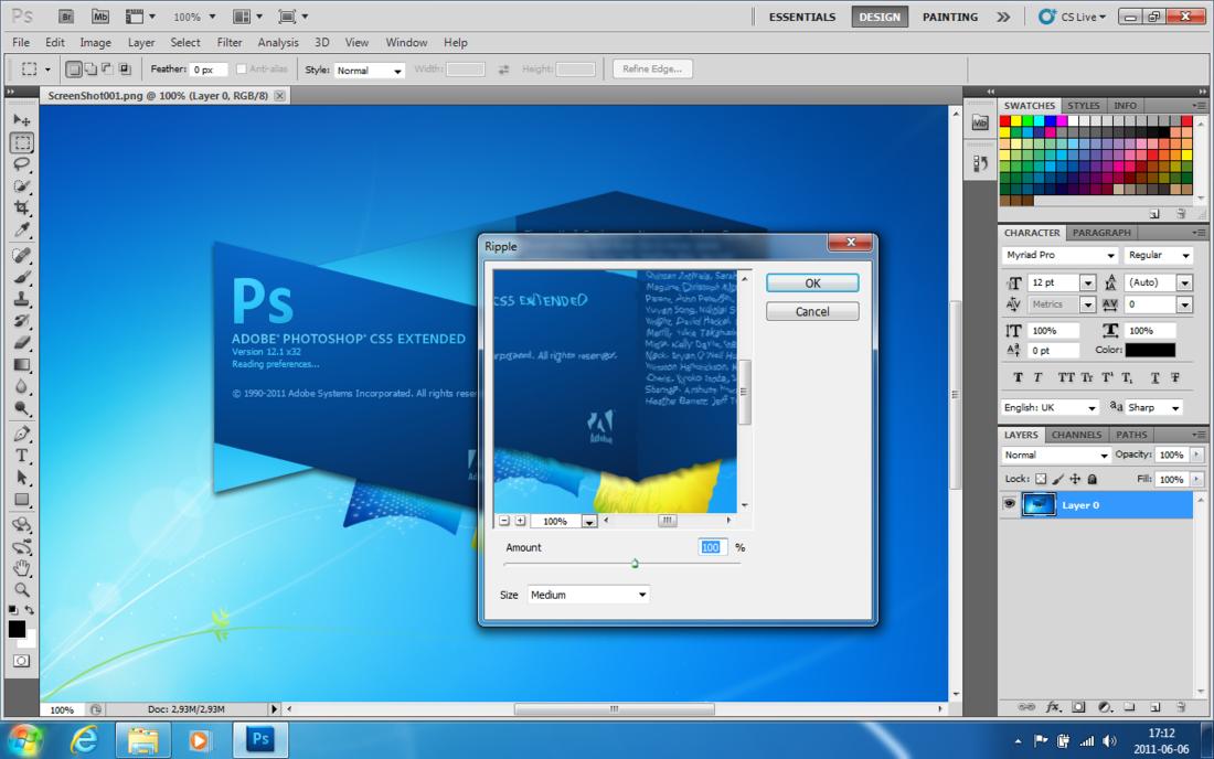 Adobe Photoshop CS6 13.0.1 Final Multilanguage 64 Bit