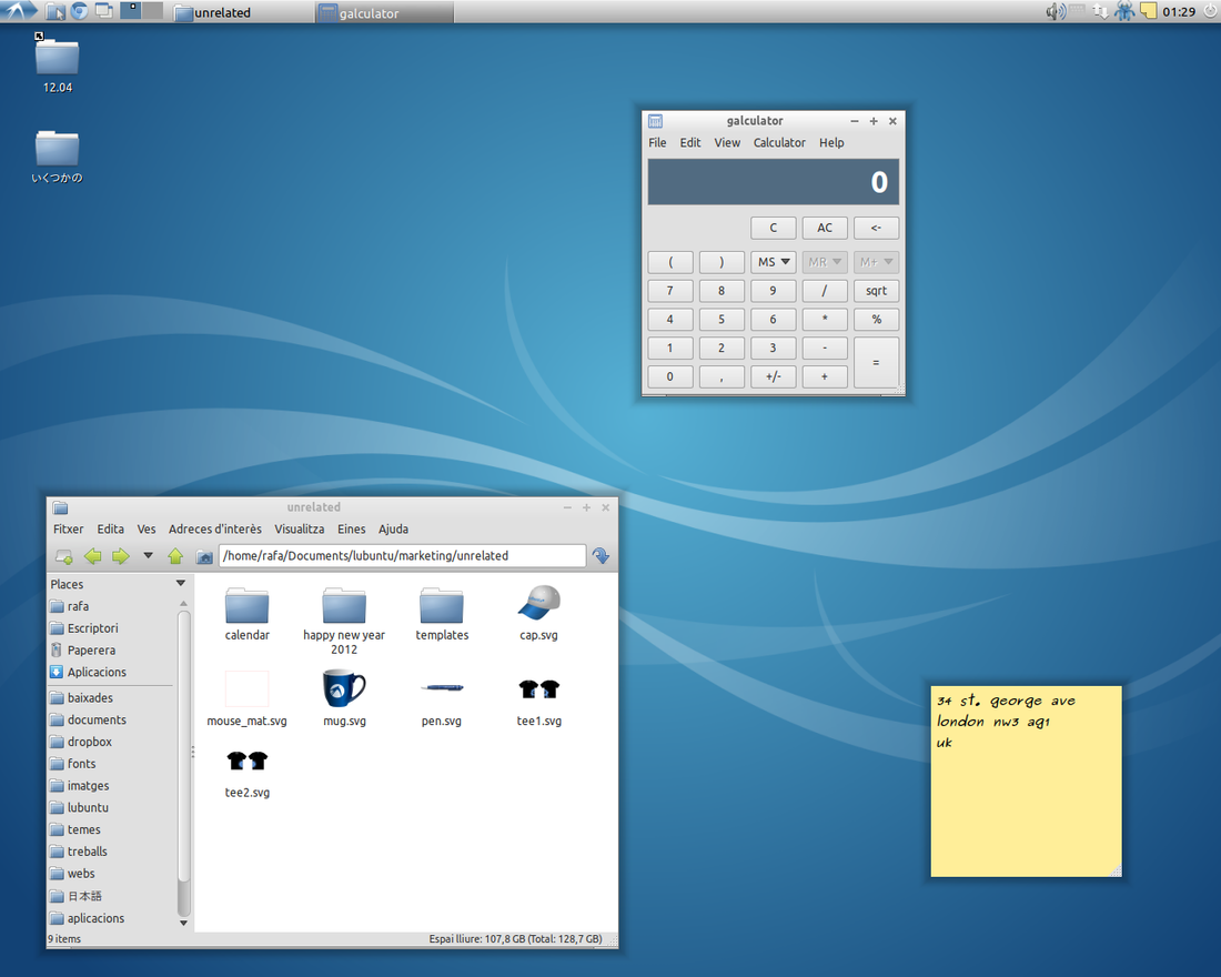 Lubuntu 14.04 Trusty Thar - 32-bit Download | Télécharge ...