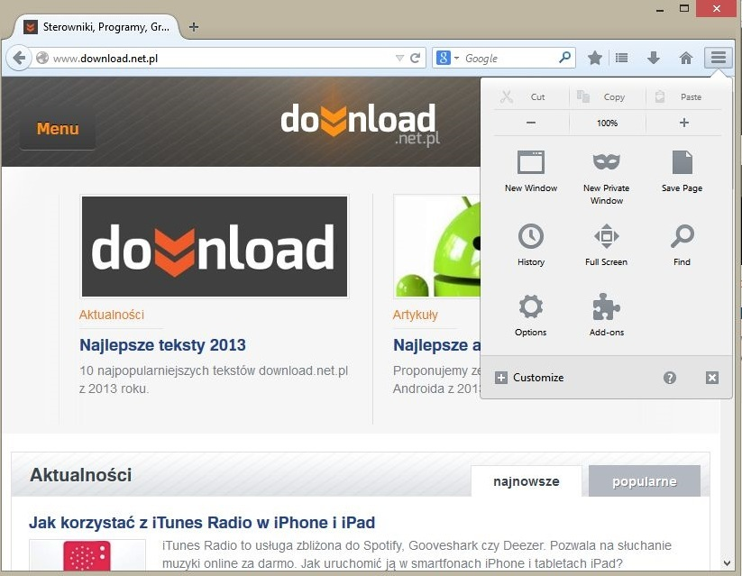 Light Firefox 42 0 32-bit Download   Télécharge